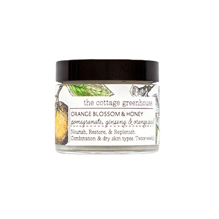 The Cottage Greenhouse Facial Care