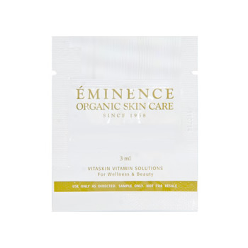 Eminence Organics Special Treatments