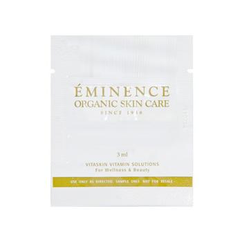 Eminence Organics Vitamin Vitaskin Solutions