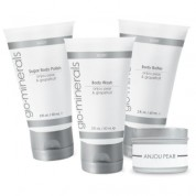 Glo Minerals Travel