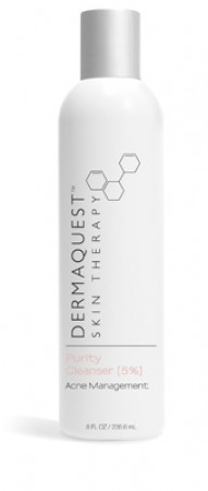 Dermaquest Purity Cleanser 5% 8oz
