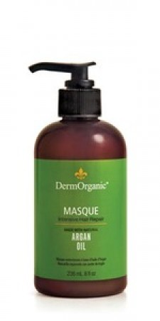 DermOrganic Masque Hair Repair Deep Conditioner