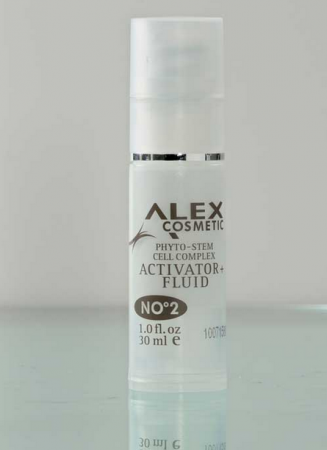 Alex Cosmetic Activator + Fluid 1oz