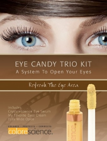 Colorescience Eye Candy Trio Kit (3 Pieces)