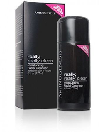 AminoGenesis Really, Really Clean Cleanser 6oz