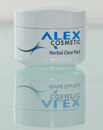 Alex Cosmetic Herbal Clear Pack 1.7oz