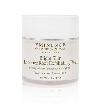 Eminence Bright Skin Licorice Root Exfoliating Peel 1.7oz