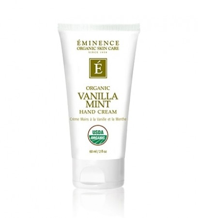 Eminence Organics Vanilla Mint Hand Cream 2oz