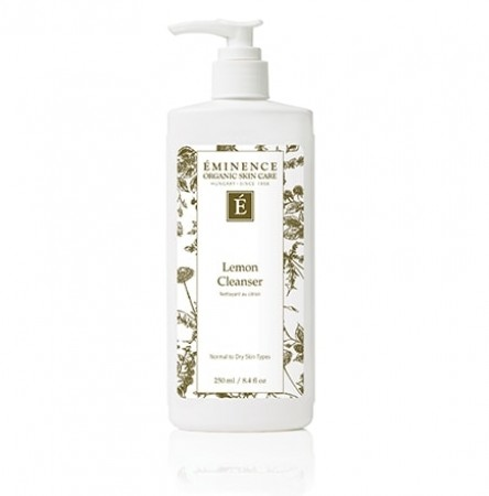 Eminence Organics Lemon Cleanser 8.4oz