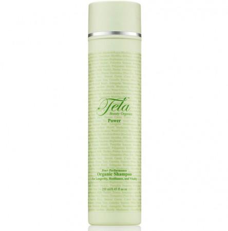 Tela Organics Power Shampoo 8.45oz