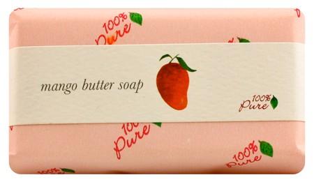 100% Pure Mango Butter Soap 4.5oz