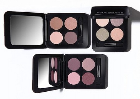 Youngblood Eyeshadow - Pressed Mineral Quads