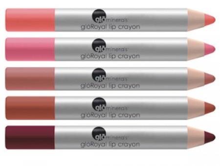 Glo Minerals Royal Lip Crayon (Majestic Sienna)