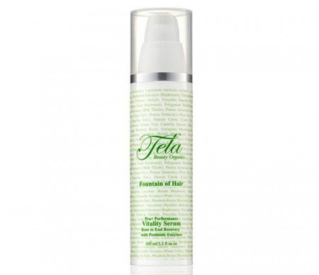 Tela Organics Fountain of Hair Serum 3.3oz