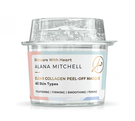 Alana Mitchell Clear Collagen Peel-Off Masque (Free Gift)