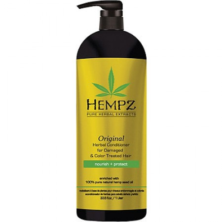 Hempz Original Herbal Conditioner for Damaged & Color-Treated Hair