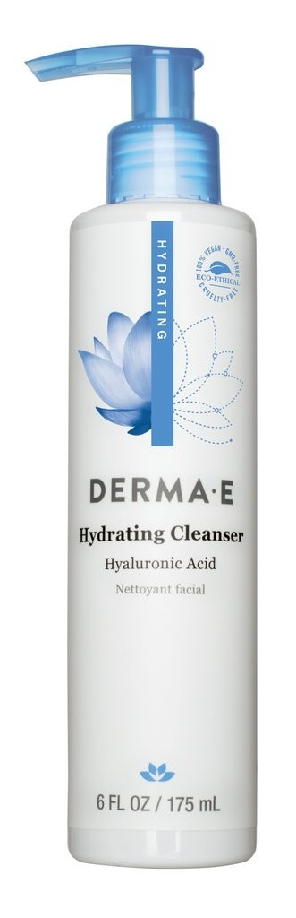 Derma E Hydrating Cleanser 6oz