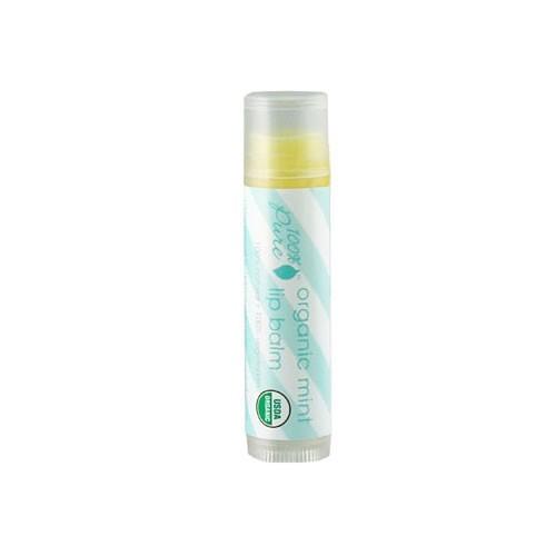 100% Pure Organic Mint Lip Balm 0.15oz