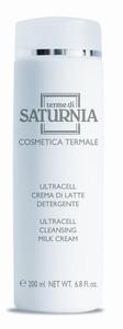 Terme Di Saturnia Ultracell Facial Cleansing Milk Cream 6.8oz