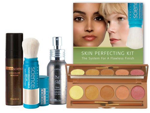 Colorescience Global Skin Perfecting System