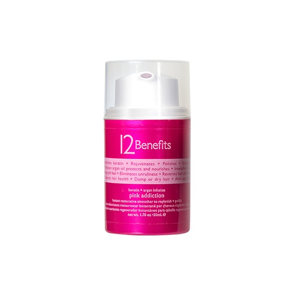 12 Benefits Pink Addiction 1.7oz