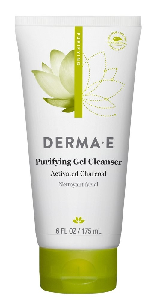 Derma E Purifying Gel Cleanser 6oz