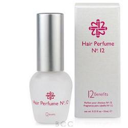 12 Benefits Hair Perfume No. 12 0.33 oz
