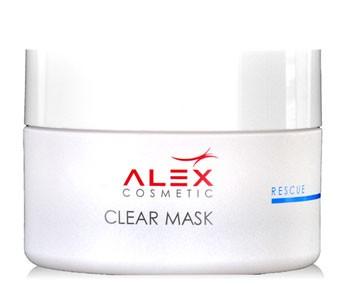 Alex Cosmetic Clear Mask
