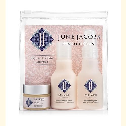June Jacobs Hydrate & Nourish Essentials