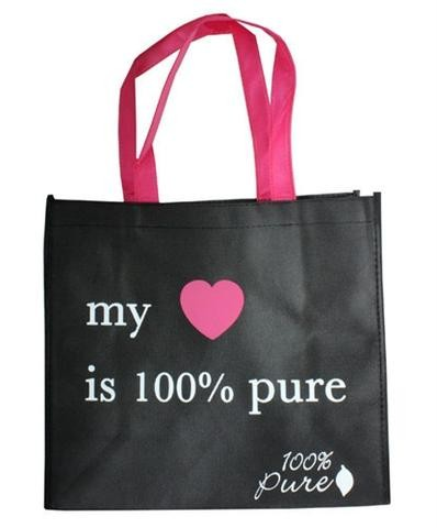 100% Pure Cotton Tote Bag