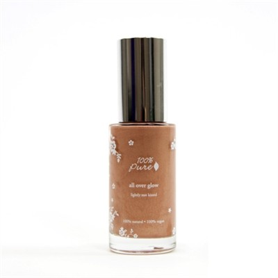 100% Pure All Over Glow - Lightly Sun Kissed 1.35oz