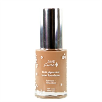 100% Pure Sheer Water Foundation 1oz