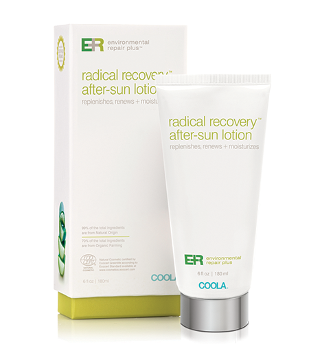 Coola EcoCert Radical Recovery Organic After Sun Lotion 6oz