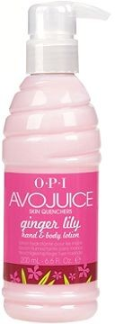 Avojuice Giner Lily