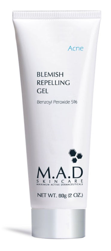 Mad Skincare | Blemish Repelling Gel 5% BPO | Skincare by Alana