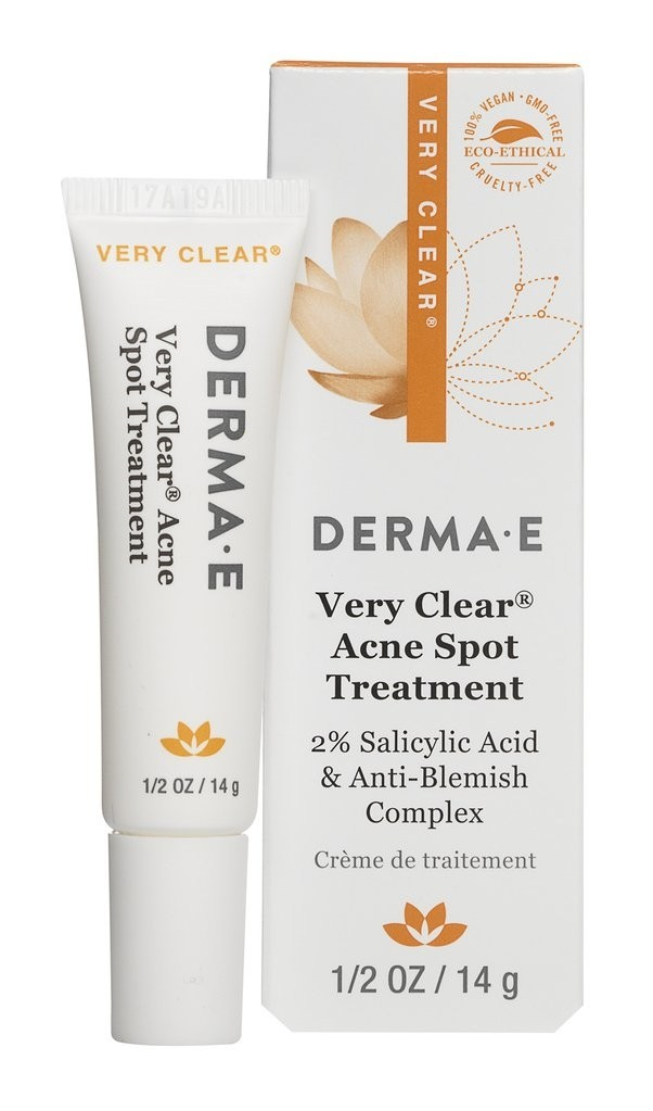Derma E Very Clear Acne Spot Treatment 0.5oz