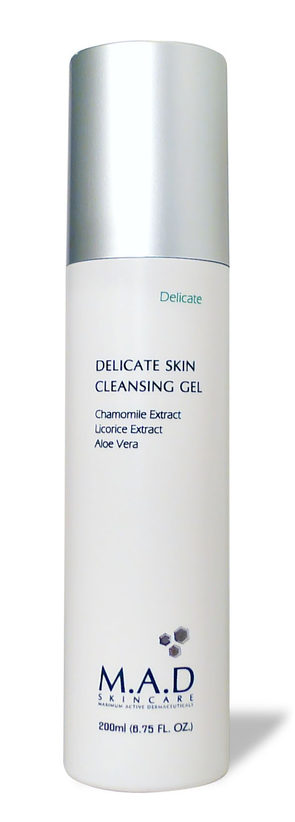 Mad Skincare | Delicate Skin Cleansing Gel | Skincare by Alana