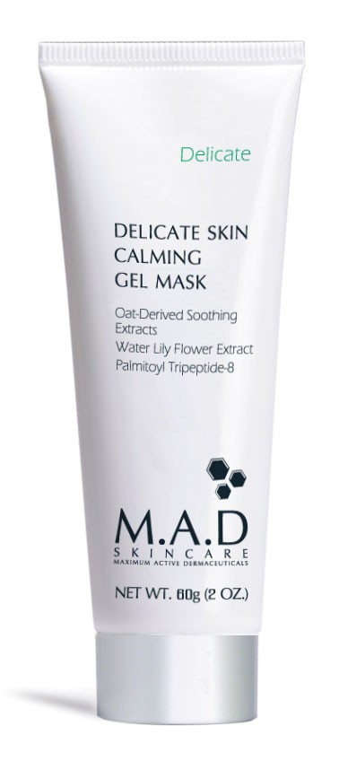 Mad Skincare | Delicate Skin Calming Gel Mask | Skincare by Alana