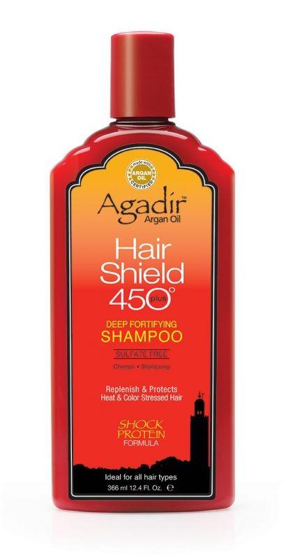 Agadir Hair Shield 450 Deep Fortifying Shampoo 12.4oz
