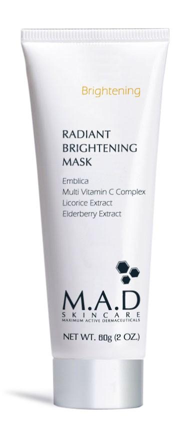 Mad Skincare | Radiant Brightening Mask | Skincare by Alana