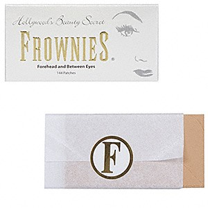 Frownies Facial Pads - Forehead and Between Eyes