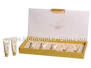 Komenuka Bijin NS-K A-10 Cream - 5 Tubes (5g ea.)