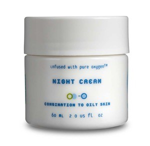 Oxygen Botanicals Night Cream - Combination to Oily Skin 1oz