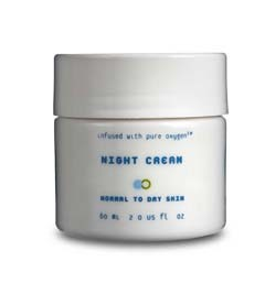 Oxygen Botanicals Night Cream - Normal To Dry Skin