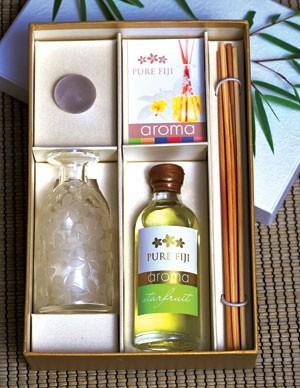 Pure Fiji Aroma Set (Starfruit)
