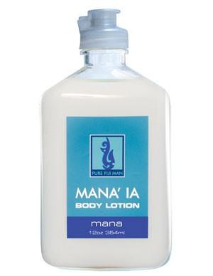 Pure Fiji Mana'Ia Body Lotion 12oz
