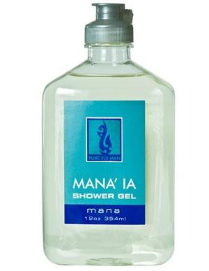 Pure Fiji Mana'Ia Shower Gel