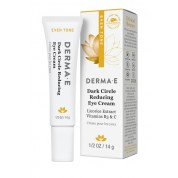 Derma E Dark Circle Reducing Eye Cream .5oz