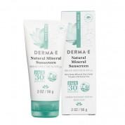 Derma E Natural Mineral Sunscreen SPF 30 for Face