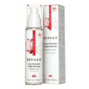 Derma E Anti-Wrinkle Night Serum 2oz